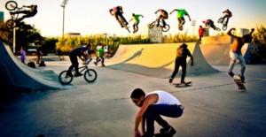Под Одессой создадут парк с площадкой для катания на скейтбордах