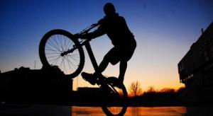 Во Львове два дня будут проходить соревнования по велотриалу «Кубок Лева»