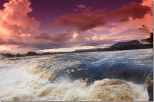 Анхель - самый высокий водопад на земле  (2)