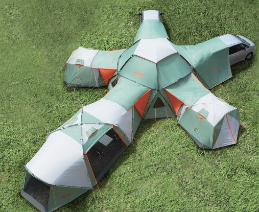палатка городок