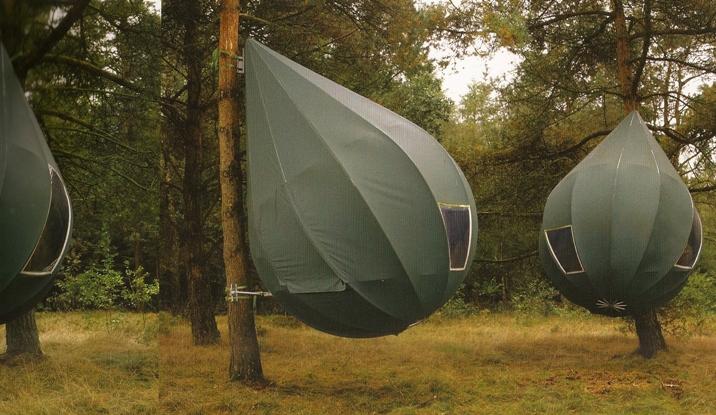 палатка-на-дереве 3