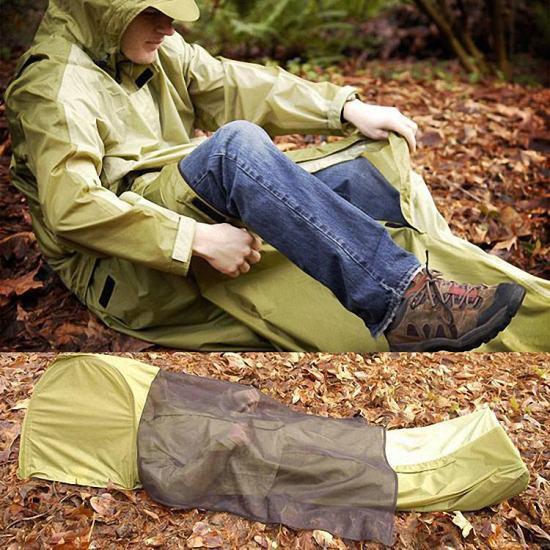 палатка-плащ