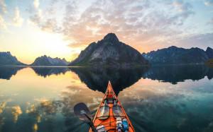 Удивительные снимки путешествий на каяке  (27)