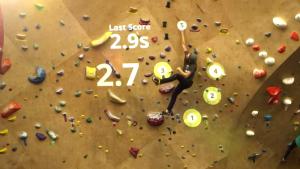 Augmented Reality Climbing