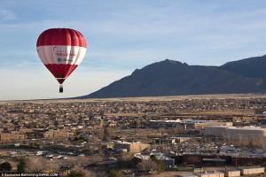 Мировой рекорд 24 000 км на воздушном шаре  (13)