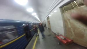 By Trinity, Фронт Зацепинг в метро!
