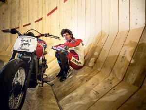 Guy Martins Wall of Death World Record Attempt