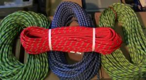Как правильно выбирать веревку для альпинизма или скалолазания