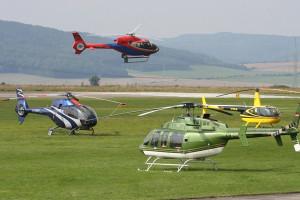 Вертолетный спорт и виды соревнований