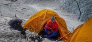 Первая украинская женщина покорила Эверест