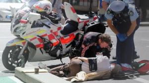 В Киеве запустят скорую помощь на мотоциклах