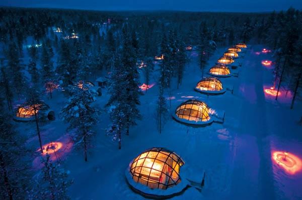 7 удивительных отелей