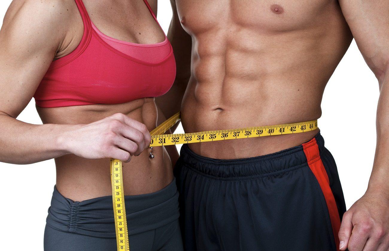 Как похудеть при качании