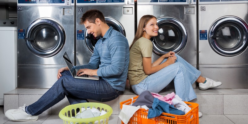 Как стирать и сушить вещи во время путешествий