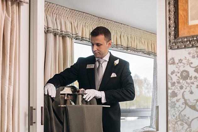 Услуги прачечной в отеле