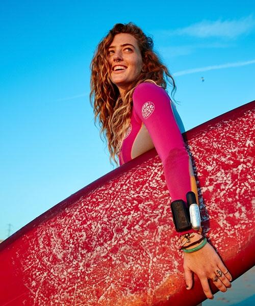 Спасательный браслет для занятий водным спортом
