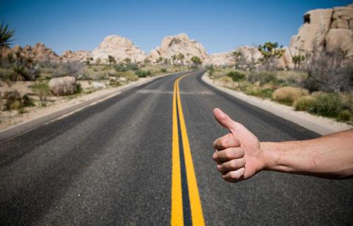 6 фото советы для автостопа