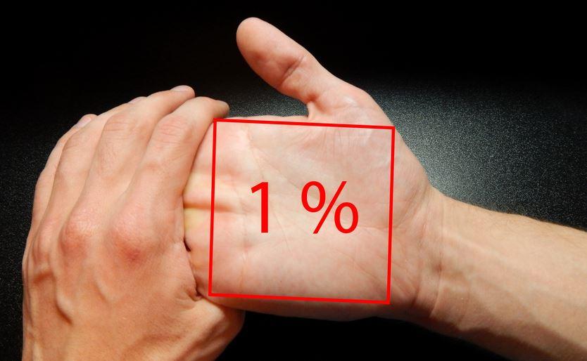 1 фото определение % ткани повреждения ожогом