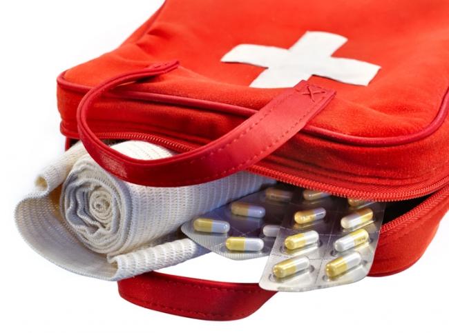 аптечка общая и оперативная