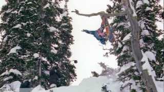Величайшие трюки и падения на сноуборде