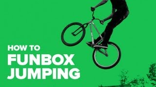 How to jump the funbox MTB