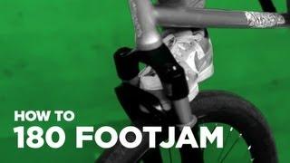 How to 180 Footjam MTB
