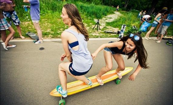 Какие существуют виды скейтбордов