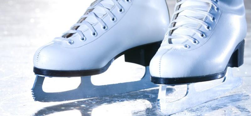 Покататься на коньках в Киеве