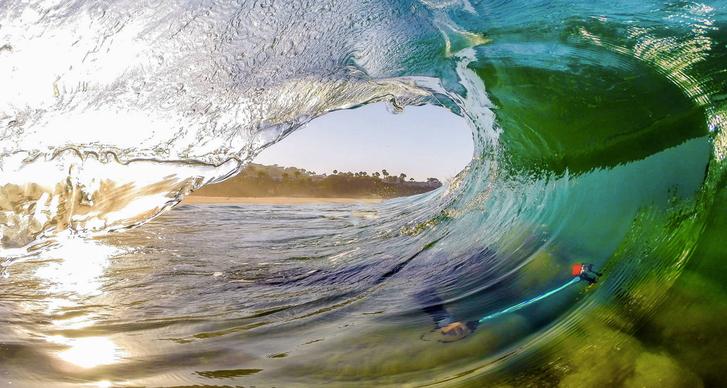 Лучшие фотографии в мире, снятые с помощью камеры GoPro