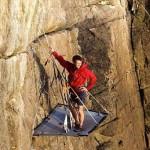 В Северном Уэльсе открылась гостиница на скале
