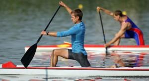 В Днепропетровске среди молодежи прошел чемпионат области по гребле на байдарках и каноэ