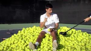 Обзор теннисных мячей HEAD