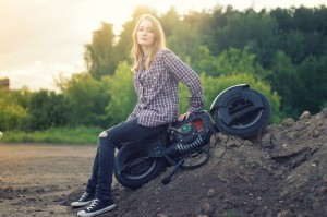 Вилмен или мотоскейтборд