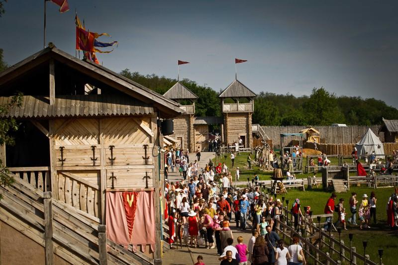 Парк Киевской Руси