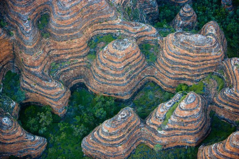 Позвоночник Бангл-Бангл в Австралии