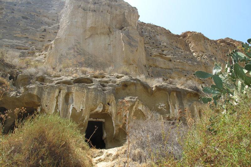 Cave houses, Cuevas Del  Almanzora, Almeria