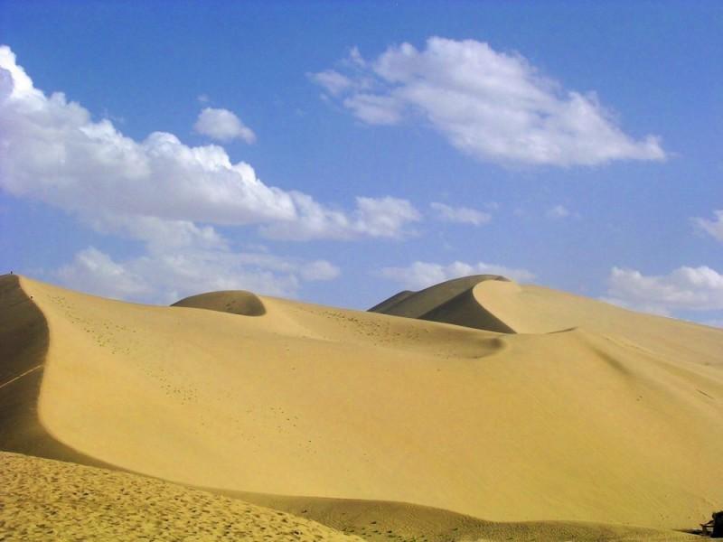 Огромный океан найден под пустыней в Китае (2)