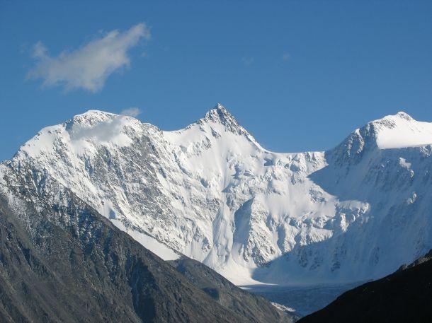 Россия. Гора Белуха