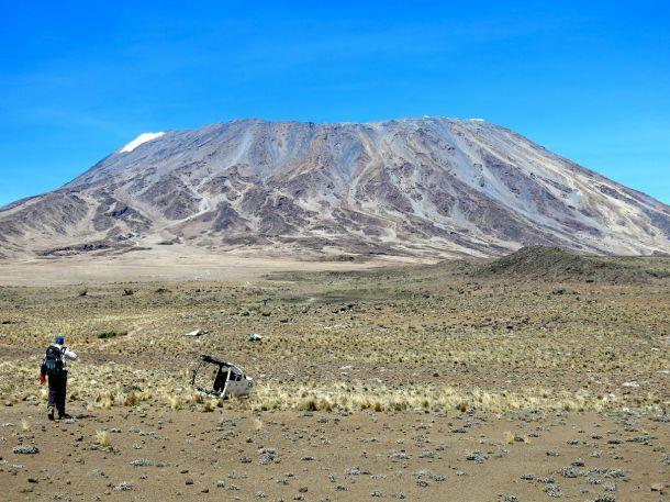 Танзания. Гора Килиманджаро
