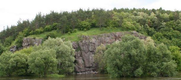Скалы Звониха