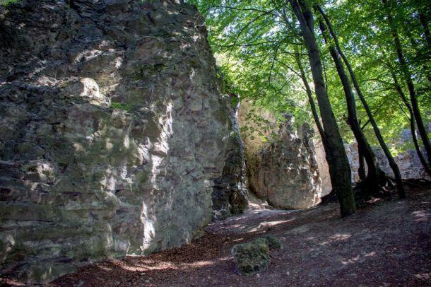 Чертовы камни