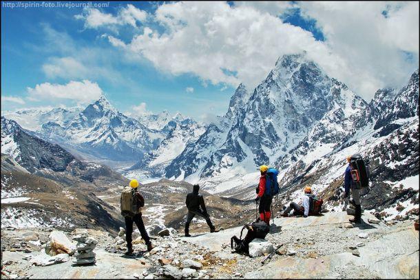 Базовый лагерь Эвереста (Непал)