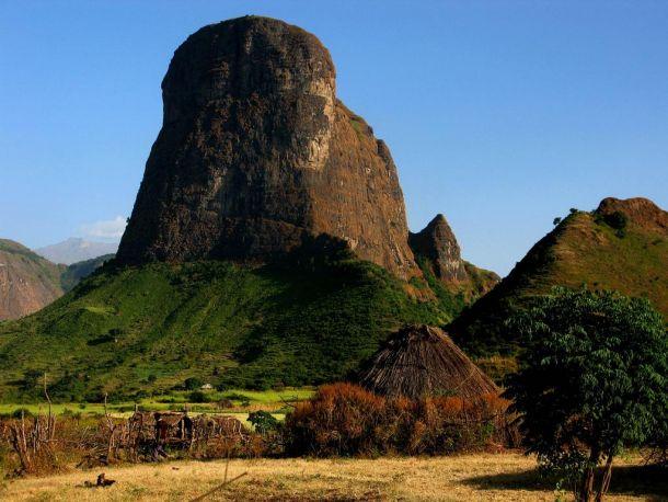 Горы Сымен (Эфиопия)