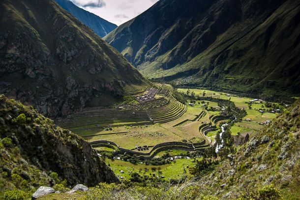 Тропа инков (Перу)