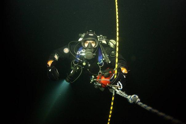 Мировой рекорд: установлено самое глубокое подледное погружение
