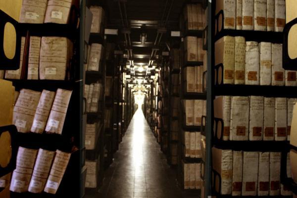 10. Ватиканский секретный архив (Ватикан)