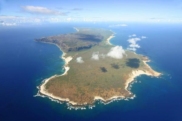 12. Ниихау (Гавайский остров)