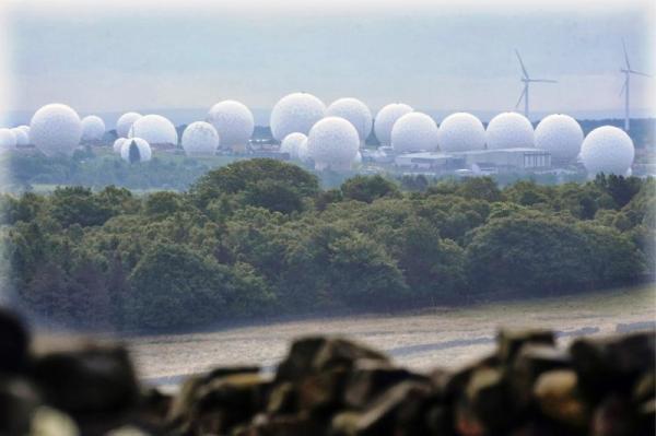 2. Военная база Ментвит-Хилл (Северный Йоркшир, Великобритания)