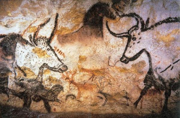 3. Пещера Ласко (Франция)