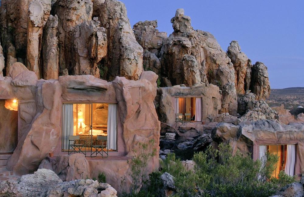 Южная Африка, 250 км от Кейптауна